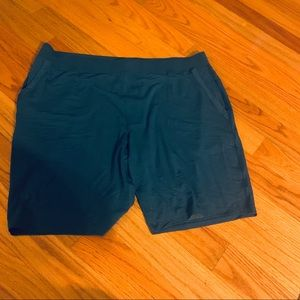 NWT Under Armour Navy Blue Shorts